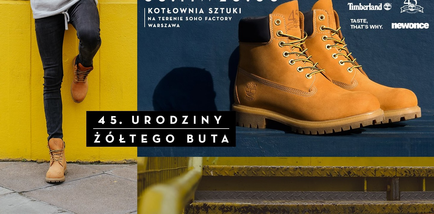45. Urodziny Żółtego Buta - MARKETING INVESTMENT GROUP 996bbbbd618